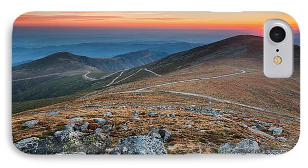 Road To Sunrise Phone Case by Evgeni Dinev