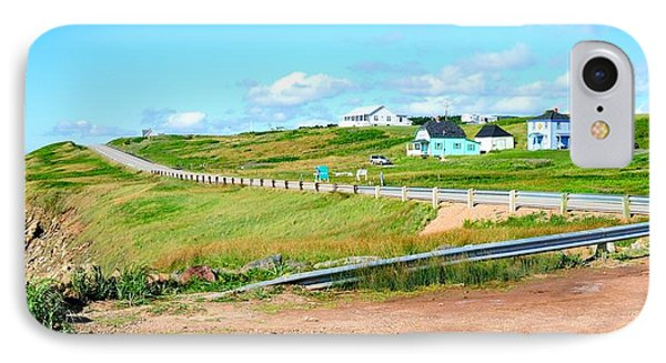 IPhone Case featuring the photograph Road Trip In Cape Breton Nova Scotia by Joe  Ng