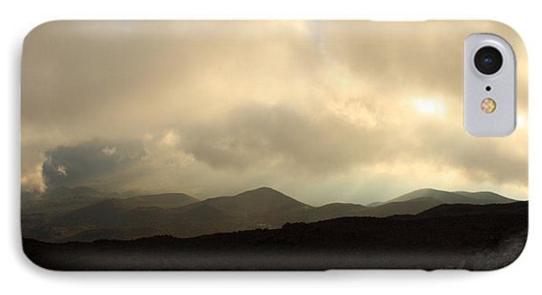 IPhone Case featuring the photograph Road Up Mauna Kea by Scott Rackers