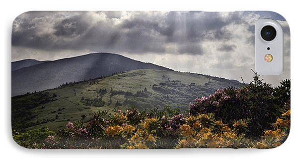 Roan Mountain Afternoon Phone Case by Rob Travis