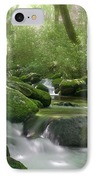 IPhone Case featuring the photograph Roaring Fork by Cindy Haggerty