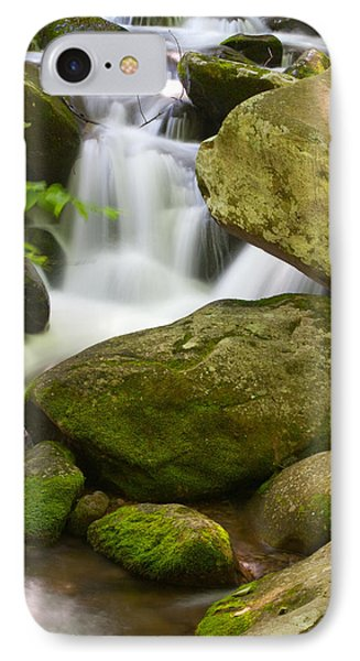 IPhone Case featuring the photograph Roaring Forks by Cindy Haggerty