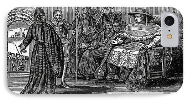 Robert Barnes (1495-1540) Phone Case by Granger