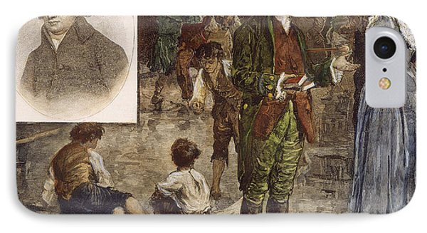 Robert Raikes (1735-1811) Phone Case by Granger