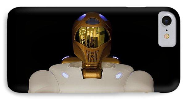 Robonaut 2, A Dexterous, Humanoid Phone Case by Stocktrek Images