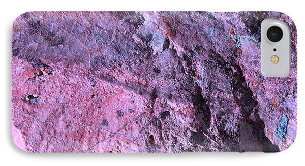 Rock Art 8 IPhone Case by M Diane Bonaparte