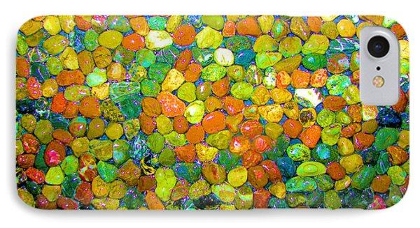 IPhone Case featuring the photograph Rock Candy by Carolyn Repka