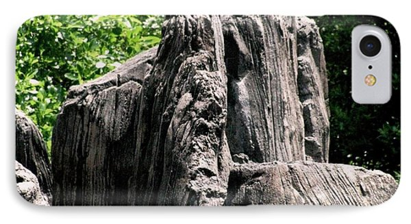 IPhone Case featuring the photograph Rock Formation by Maria Urso