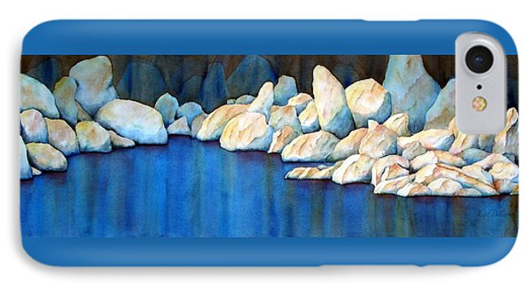 Rock Of Ages IPhone Case by Lyn DeLano