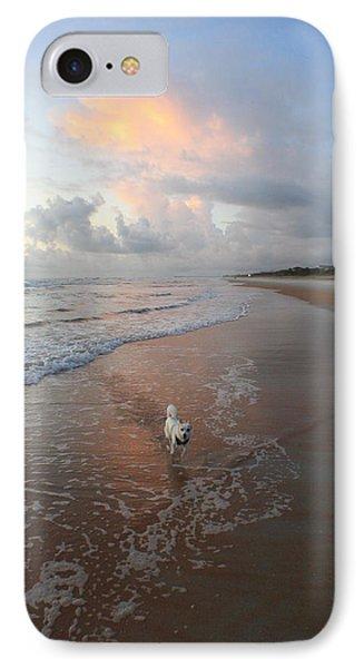 Rocko At Sunrise IPhone Case by Mandy Shupp