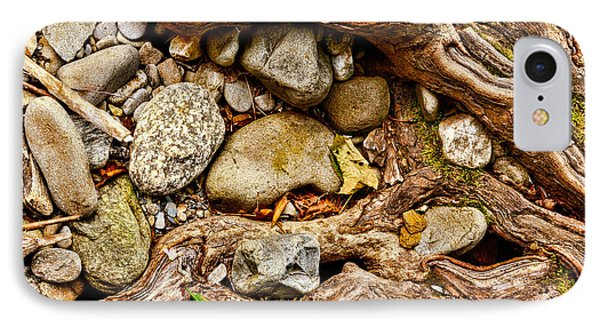 Rocks And Roots Phone Case by Christopher Holmes