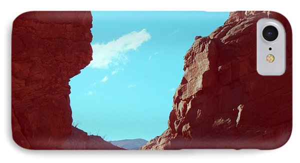 Rocks And Sky IPhone Case