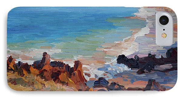 Rocks At Maui Beach IPhone Case