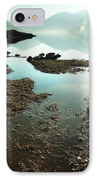 Rocks On The Beach Phone Case by Svetlana Sewell