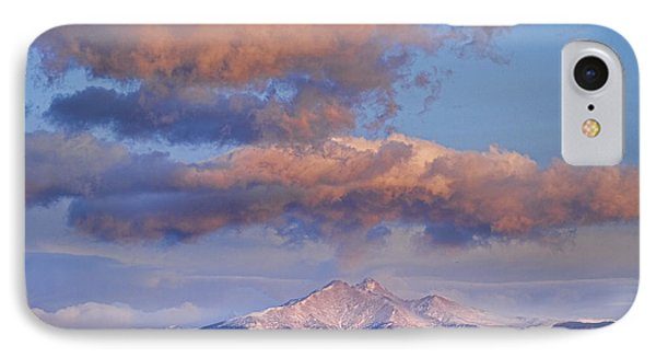 Rocky Mountain Sunrise Phone Case by James BO  Insogna