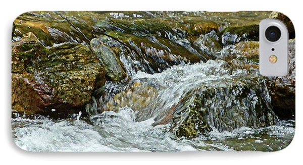 Rocky River Phone Case by Lydia Holly