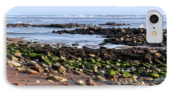 Rocky Shore Phone Case by Svetlana Sewell