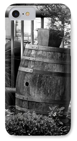 Roll Out The Barrel Phone Case by Shelley Blair