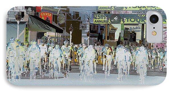 IPhone Case featuring the photograph Rolling Down Bullard Street by Vicki Pelham