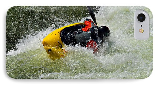 Rolling Down The River  Phone Case by Susan Leggett