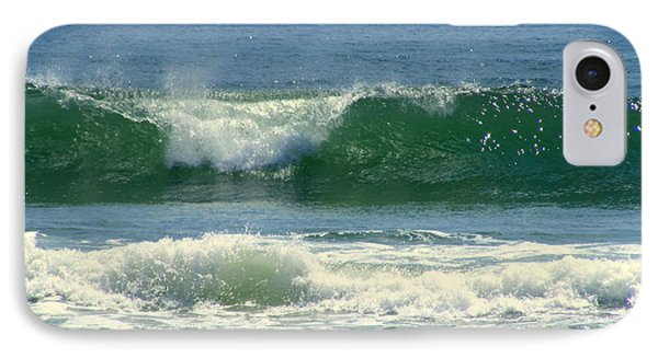 IPhone Case featuring the photograph Rolling Wave by Kelly Nowak