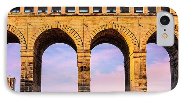 Roman Arches IPhone Case by Semmick Photo