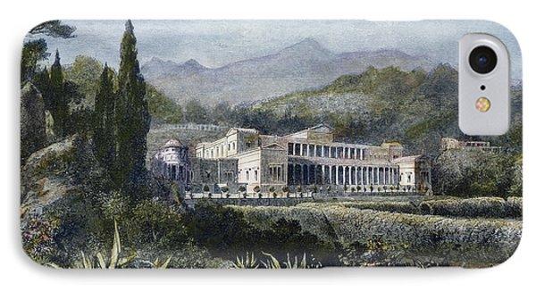 Roman Villa Phone Case by Granger