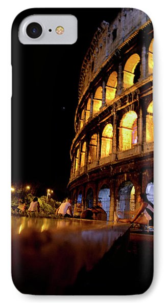 Roman Workout IPhone Case