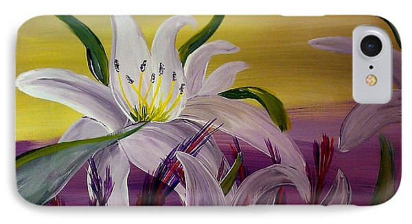 Romantic Spring Phone Case by Mark Moore