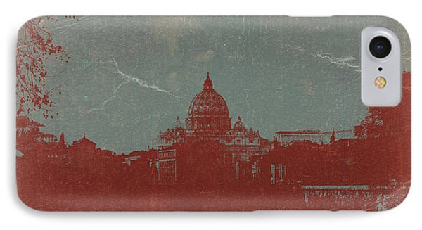 Rome Phone Case by Naxart Studio