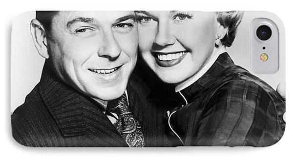 Ronald Reagan (1911-2004) Phone Case by Granger