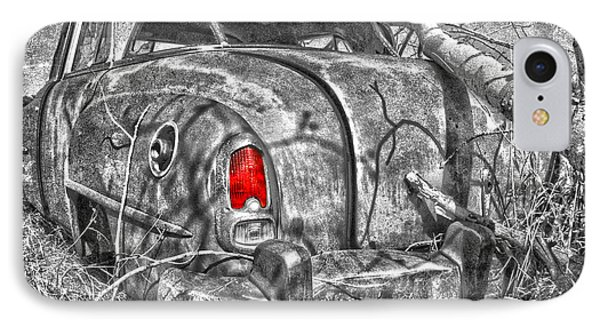 Roots Of A Journey  Phone Case by Jerry Cordeiro