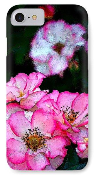 Rose 121 Phone Case by Pamela Cooper