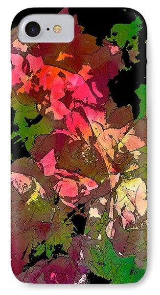 Rose 153 Phone Case by Pamela Cooper