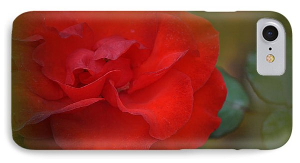 Rose Dream Phone Case by Mary Machare