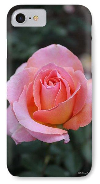 Rose Garden IPhone Case by Deborah Hughes