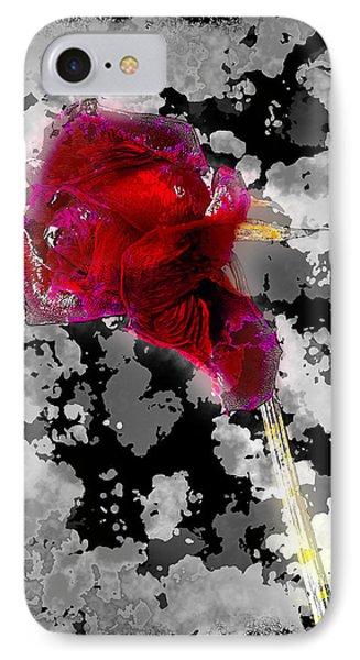Rose Phone Case by Mauro Celotti