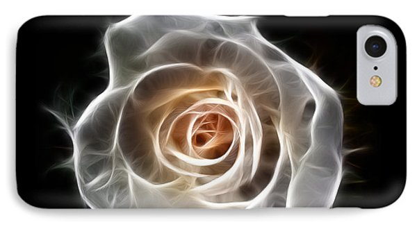 Rose Of Light IPhone Case
