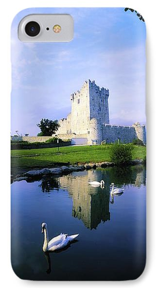Ross Castle, Lough Leane, Killarney Phone Case by The Irish Image Collection