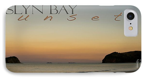 Rosslyn Bay Sunset IPhone Case by Vicki Ferrari