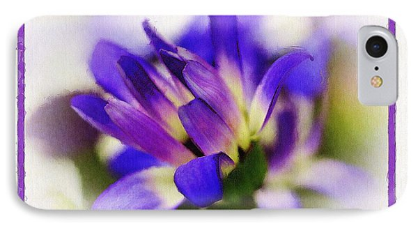 Royal Purple IPhone Case by Judi Bagwell