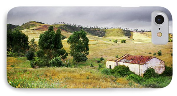 Ruin In Countryside Phone Case by Carlos Caetano