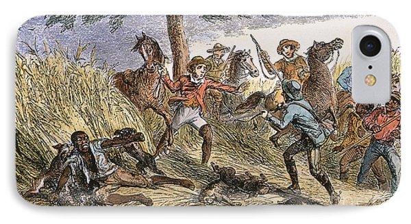 Runaway Slave Phone Case by Granger
