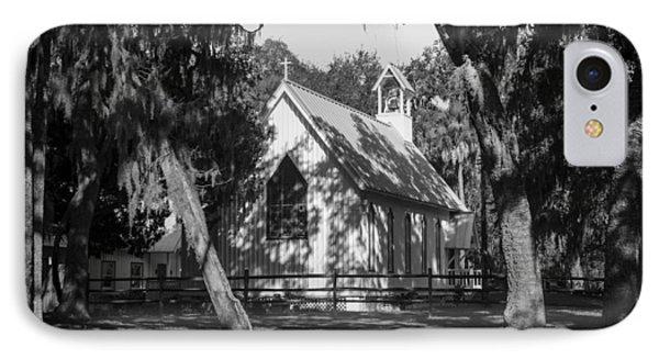 Rural Congregation Phone Case by Lynn Palmer