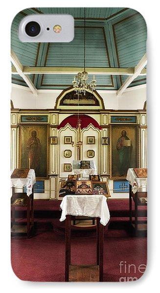 Russian Orthodox Church Phone Case by John Greim