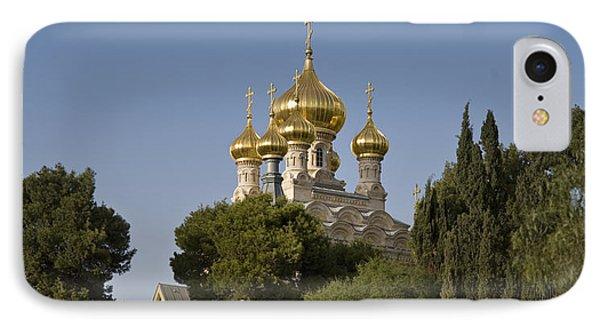 Russian Orthodox Church Phone Case by Noam Armonn