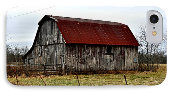 Rustic Barn 2 Phone Case by Marty Koch