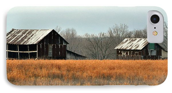 Rustic Illinois Phone Case by Marty Koch