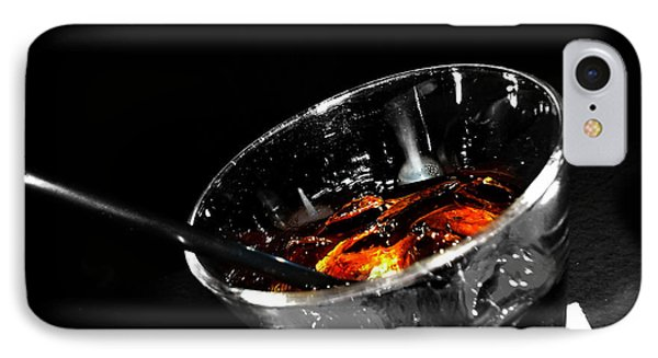 Rye And Coke Please IPhone Case by Jerry Cordeiro