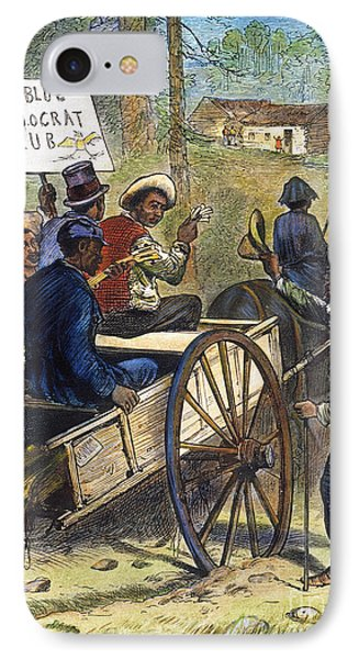 S. Carolina: Elections, 1876 Phone Case by Granger